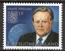 Finland - 1997 Martti Ahtisaari - Mi. 1391 MNH