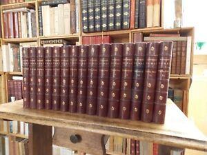 Théatre Complet de Alexandre DUMAS 15 Volumes(Complet) 1863-1874