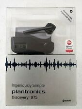 Plantronics Discovery 975 Black In-Ear Only Headsets
