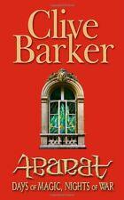 Abarat : Days of Magic, Nights of War (Abarat Quartet 2),Clive Barker