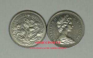 Canada 1970 (1870-) $1 Manitoba Centennial Dollar Coin