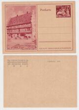 98985 DR Ganzsachen Postkarte P293 Zudruck Kriegsberufswettkampf dt. Jugend 1944