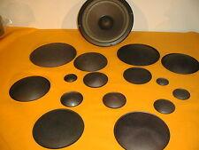 Speaker Dust Cap Lautsprecher Staubkappen Pappe 2 x P125