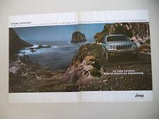 advertising Pubblicità 2002 JEEP GRAND CHEROKEE