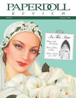 Paperdoll Review Magazine Issue #50, 2011--First Ladies,Bridal PDs,Femme Fatales
