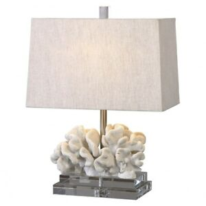 Uttermost - One Light Table Lamp - Lamps - Coral - 1 Light Table Lamp - 16