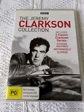 THE JEREMY CLARKSON COLLECTION - DVD, REGION-4, LIKE NEW, FREE POST AUS-WIDE
