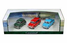 CARARAMA 1:43 MINI COOPER 3 PIECES SET DIECAST CAR 35310