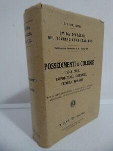 Possedimenti e colonie italiane_Bellissimo figurato da collezione con cartine