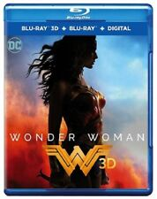 New listing Wonder Woman 3D 08/17 3D (used) Blu-ray * Only Disc Read Details