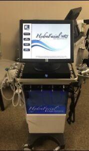 Hydrafacial Machine with LED lights