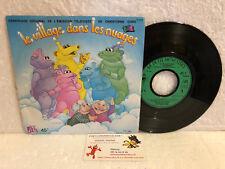 45T BO Chanson Originale Le Village dans les Nuages Ades Poulain Izard TF1 PRX