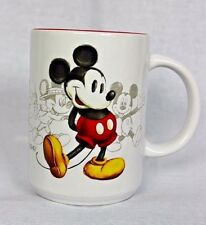 Mickey Mouse Disney Through the Years 1928 to Now Coffee Cup Mug