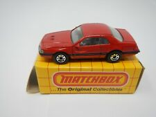 Matchbox Ford T-Bird Turbo Coupe MB59 (1)
