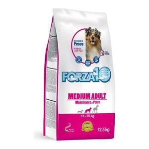 Forza10 Medium Adult Dog Fit Fish 12,50 KG
