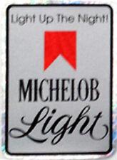 Michelob Light Sticker (Lot of 3 - NEW)