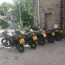 "HARLEY-DAVIDSON MT350 TRAIL"" EX BRITISH ARMY"" FOR SALE & WANTED DEAD OR ALIVE!"