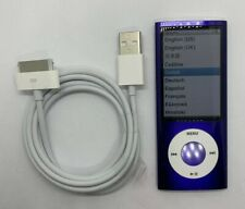 Apple iPod Nano 5. Generation Violett Purple Lila 8GB 5G 5th gebraucht #121 TOP