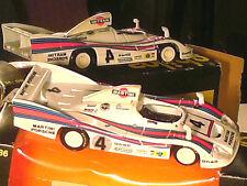PORSCHE 936 MARTINI LE MANS / VRAI ORIGINAL SOLIDO 1979 TBE + BOITE