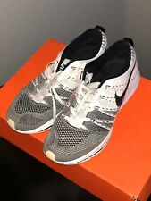 a88f584ce75c Nike Flyknit Trainer white (Kanye) Size 8 (NO BOX) (USED)