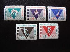 AMERIQUE CENTRALE - 5 timbres ou vignettes n** (C5) stamp