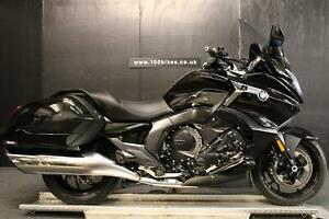 2017 BMW K 1600 B LE BAGGER WITH 6,100 MILES