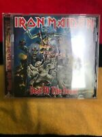 Iron Maiden Best Of The Beast CD Out Of Print US Columbia Record Club Version