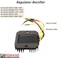 Voltage Regulator Rectifier For SUZUKI GS250T GS850G GS750E GS1100E Motorcycle