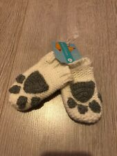 baby boys joules 6-12 months mittens/ gloves new with tags