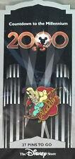 Disney Store Usa 1999 Countdown to the Millennium Series Pin #38 Aladdin Pp #709