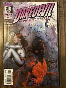 DAREDEVIL #9 (Marvel, 1999) 1st Appearance Of Maya Lopez (Echo / Ronin)
