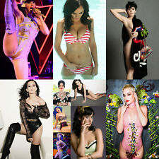 Katy Perry - Pack of 5 Prints - 6x4 8x12 A4 - Choice of 110 Hot Sexy Photos