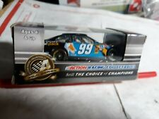 Xrare Carl Edwards #99 AflacYou Don't Know Quack 1/64 Action Gold Series