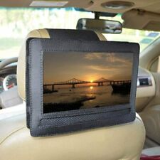 Car Headrest Mount Holder Portable Dvd Player with Swivel and Flip Screen