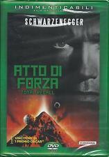 Atto di forza. Ttal recall (1990) DVD