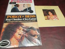 RAY CHARLES & LAINE CLASSIC RECORDS Porgy & Bess 200 Gram ORIGINAL WRAP + BONUS