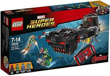 LEGO MARVEL SUPER HEROES-AVENGERS: Iron Skull Sub Attack 76048 * IN STOCK *