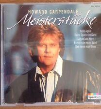 Howard Carpendale CD Meisterstücke