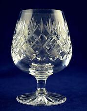 "Thomas Webb Crystal ""WARWICK"" Brandy Glass - 11.7cms (4-5/8"") tall"