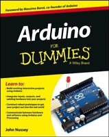 Arduino For Dummies by Nussey, John