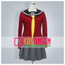 Cosonsen Shin Megami Tensei: Persona 4 Yukiko Amagi uniform Cosplay Costume