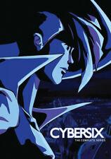 Cybersix DVD