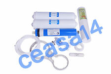 For Water Filter RO+UV Purifier COMPLETE SERVICE KIT + 75 GPD VONTRON MEMBRANE
