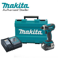 Makita XDT042 18V LXT® Lithium Ion Cordless Impact Driver Kit (3.0Ah) w/Warranty