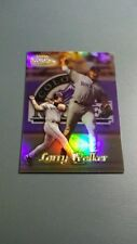 LARRY WALKER 1999 TOPPS GOLD LABEL CLASS 1 CARD # 45 B7091