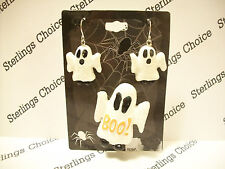 Pin Set Ghost Earrings and
