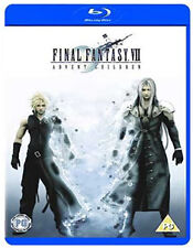 FINAL FANTASY VII ADVENT CHILDREN - BLU-RAY - REGION B UK