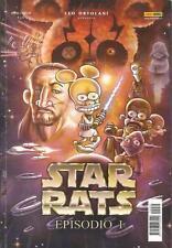 RAT-MAN STAR RATS EPISODIO I PRIMA EDIZIONE