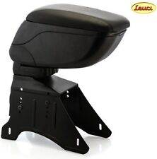 Leuci Premium Quality Car Armrest Black Color - Ford Figo