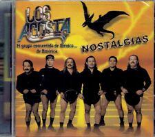 Los Acosta - Nostalgias CD New Sealed